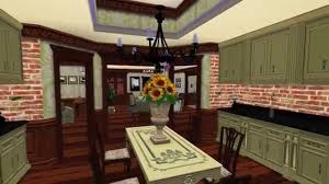 french country home interiors the sims 3 french country home youtube