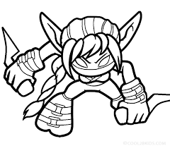 Printable Skylander Giants Coloring Pages For Kids Cool2bkids Skylander Coloring Pages Printable