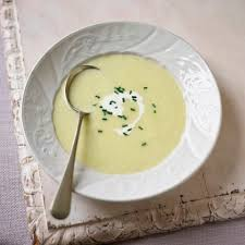 vichyssoise chilled potato and leek soup recipe