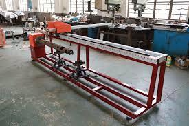 เคร องต ดท อ ซ เอ นซ ขนาดเล ก portable cnc pipe cutting machine