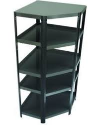 Corner Bookcase Unit Spectacular Deal On Free Standing Cabinets Racks Shelves Husky