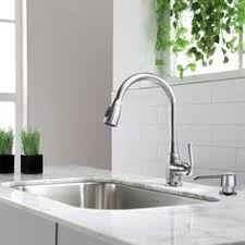 High Arch Kitchen Faucet by Moen Kaden Single Handle Pull Down Sprayer Kitchen Faucet With
