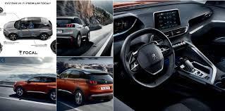 peugeot 3008 interior 2017 peugeot 3008 suv crossover new cars mongey plunkett motors dublin