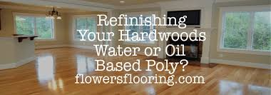 based or water based polyurethane which is better for