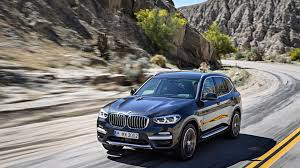 the 2018 bmw x3 has arrived u2013 complete with m40i 26 images the