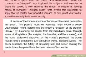 how to write a introduction paragraph for an essay 1 essay paragraph the writing center
