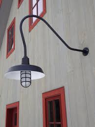 Gooseneck Outdoor Light Fixtures The Right Choice Gooseneck Outdoor Lighting Fixtures All Home