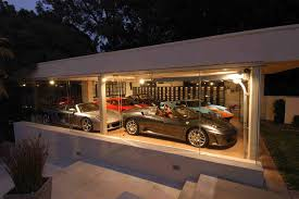 awesome car garages world s most beautiful garages exotics insane garage picture