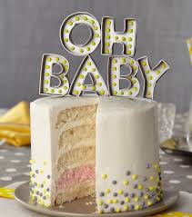 50 gender reveal cakes to the family and yourself with