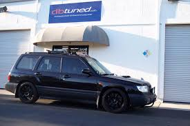 customized subaru forester subaru forester