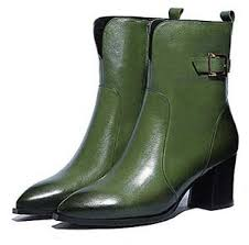 womens boots green leather 31 innovative green boots for sobatapk com