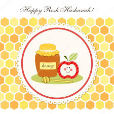 happy rosh hashanah greeting card stock vector ishkrabal 81082442
