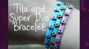 diy bracelet elastic images Diy tila and super duo bead elastic bracelet the corner of jpg