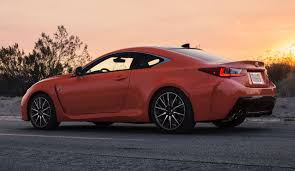 lexus rc top 10 things you should know about the 2015 lexus rc f
