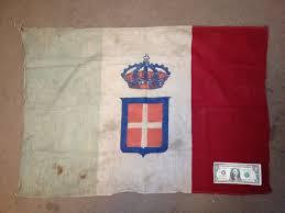 Flag Of Itali Kingdom Of Italy Flag