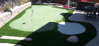 artificial grass putting greens install it direct