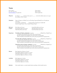 Free Resume Maker Word Resume Templates Free Word Document Resume Template And