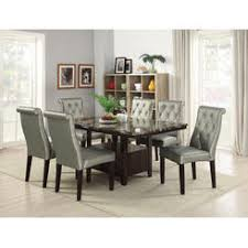 Silver Dining Table And Chairs Dining Table Sets Kitchen Table Sets Sears