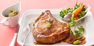 cuisiner une cote de veau côte de veau braisé facile et pas cher recette sur cuisine actuelle