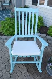 Rocking Chair Scary Pop Up The Easiest Way To Paint Outdoor Furniture How To Use A Paint