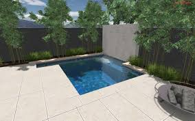Small Pools For Small Backyards by Ideas For Plunge Pool Design 10458