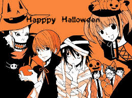 hd halloween background anime halloween wallpapers wallpaper cave