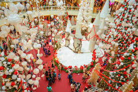 says top 12 must see mall decorations in malaysia this 2013