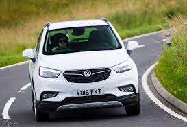 vauxhall mokka new vauxhall mokka x is revealed