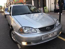 toyota avensis 2 0 d4d manual silver reliable car in hackney
