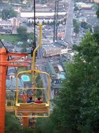 Chair Lift In Gatlinburg Gatlinburg From Skylift Picture Of Gatlinburg Sky Lift