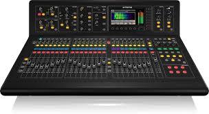 midas console midas m32 digital console professional audio design inc