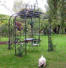 Gloriette De Jardin En Bois Gloriette Princess Medium Tonnelle Pergola De Jardin Abris Rond En