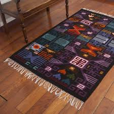 handwoven rugs are undoubtedly one of the wonders of latin america