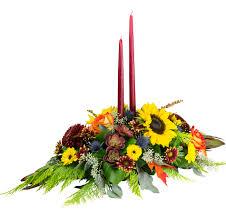 autumn ablaze thanksgiving centerpiece baltimore flower delivery
