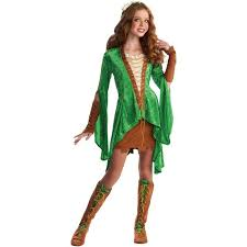 Teenage Mutant Ninja Turtles Halloween Costumes Girls Maid Marion Tween Costume 68874 Jpeg