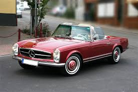 mercedes convertible mercedes benz w113 wikipedia