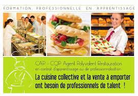 cuisine collective recrutement polyvalent restauration en contrat d apprentissage ou de