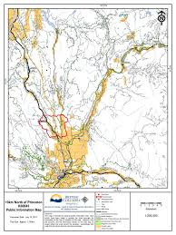 Wildfire Map Bc Today by Princeton Fire Map Environmental Protection Tourist Attractions