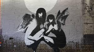 1920x1080 banksy street art graffiti girls wings angels 1920x1080 banksy street art graffiti girls wings angels