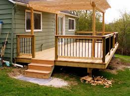 Backyard Small Deck Ideas with When It Comes To Patio And Deck Ideas And Their Usefulness You