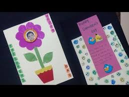 day cards to make handmade children day card children s day card ideas how to
