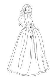 barbie free coloring pages art coloring pages
