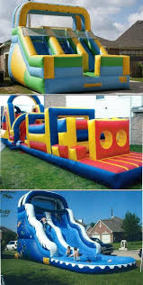 bounce house rentals houston 63 best party equipment rentals near houston images on