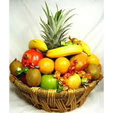 fruit basket birthday gift basket and gift idea