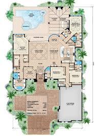 house plans mediterranean style