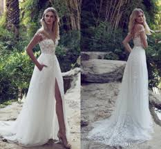 wedding dresses wholesale boho summer a line wedding dresses 2017 the