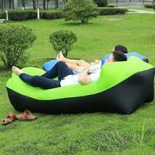 canap gonflable piscine canapé gonflable pour plage randonnée cing piscine hamac lazy bag