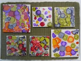 how to make coasters with alchohol ink life u0027s a craft project