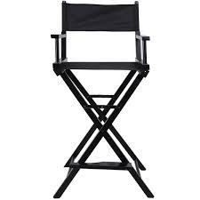 professional makeup artist chair costway professional makeup artist directors chair wood light