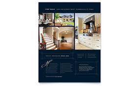 contoh desain brosur hotel contoh brosur rumah dan apartemen paling mu menjual uprint id